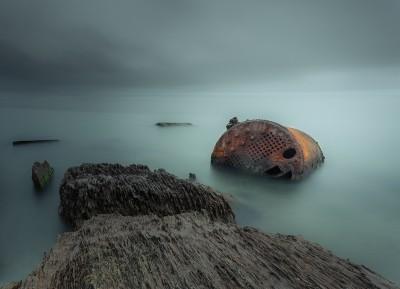 Ballymoney wreck