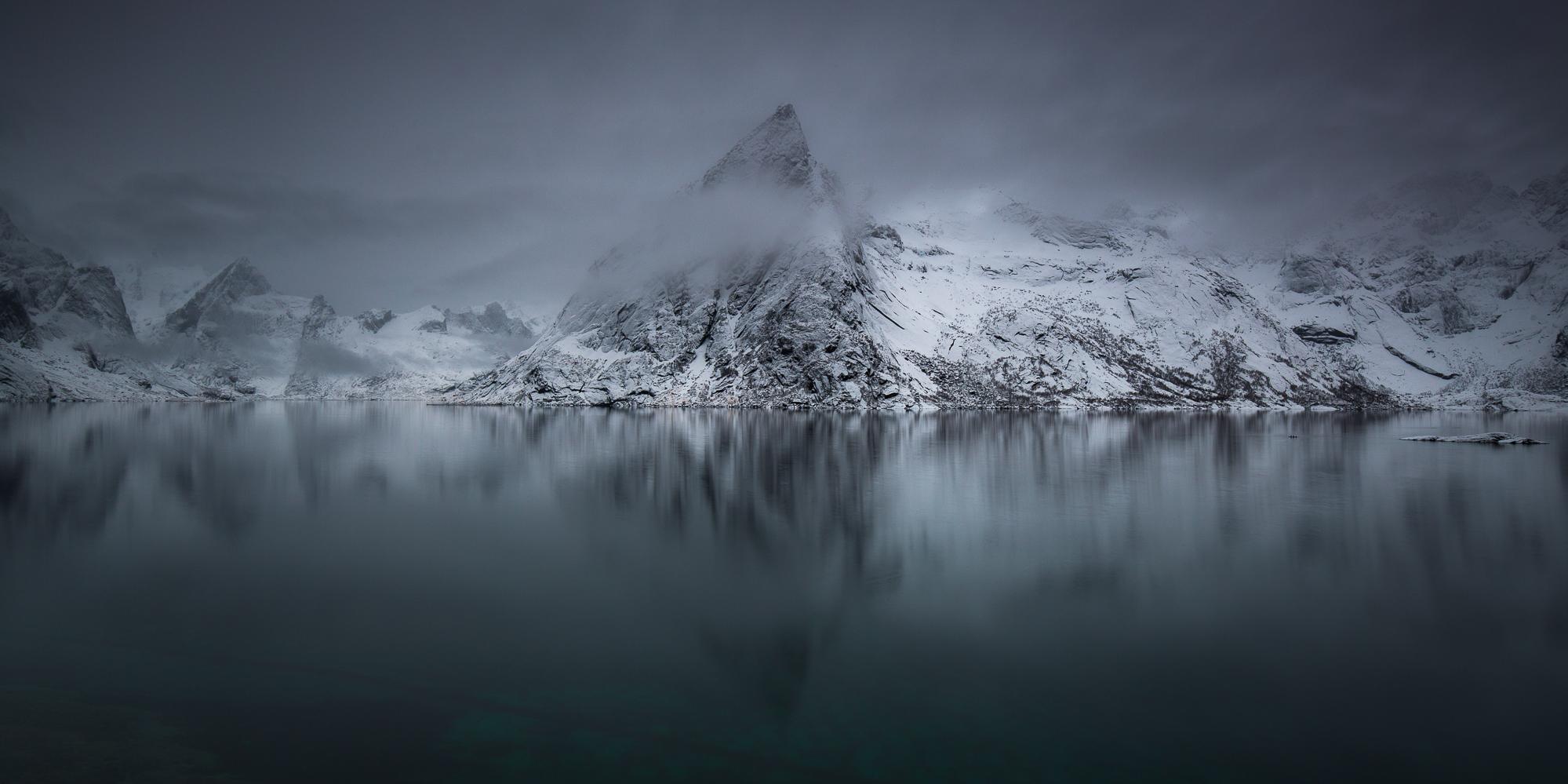 Olstind,Hamnoy- Norway