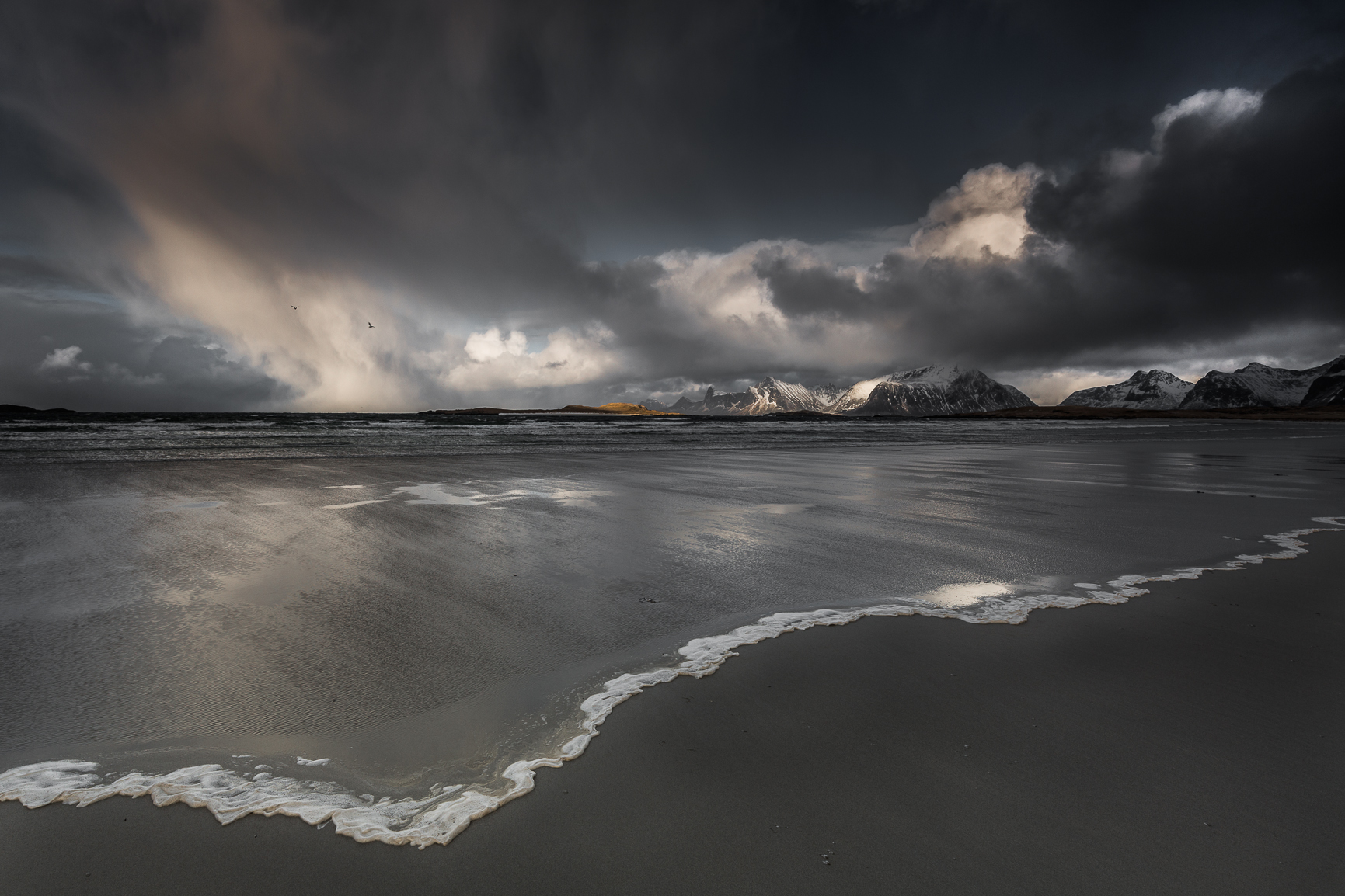 Ytressand beach