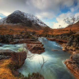 Fall of Etive Mor III
